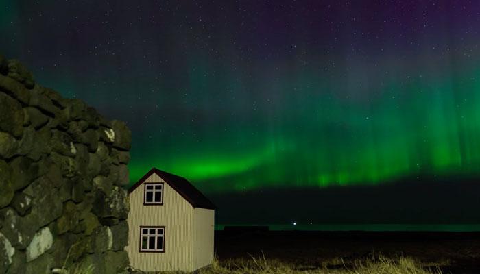 Icelnd Aurora Trailer