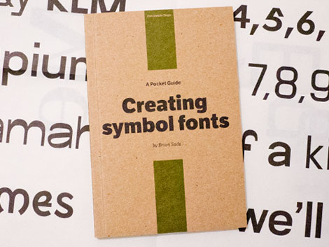 Creating Symbol Fonts book