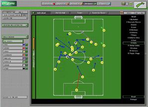 ProZone Matchviewer analysis