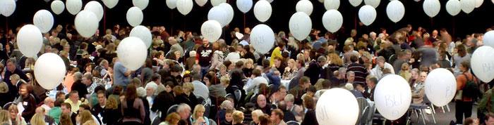 Þjóðfundur 2009 crowd