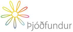 Þjóðfundur logo