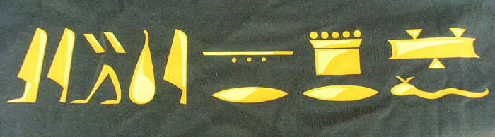 hieroglyphs-tshirt