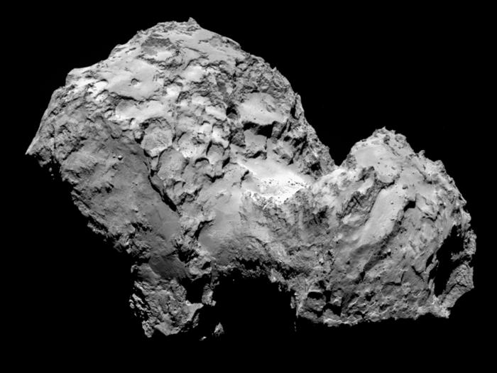 ESA Comet