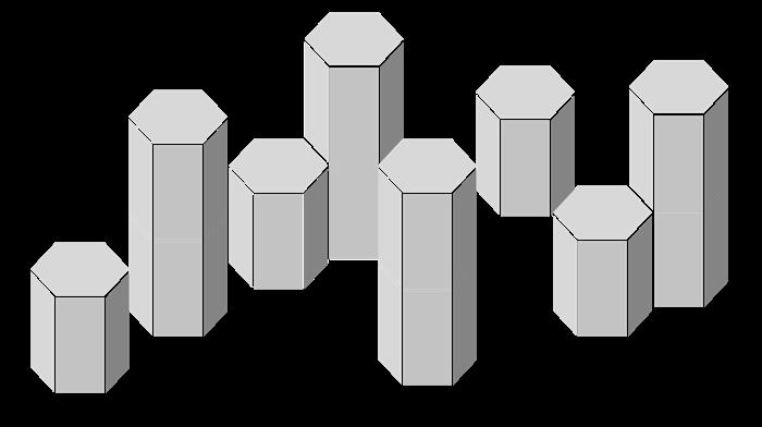 felt-columns