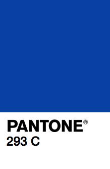PANTONE 293 C