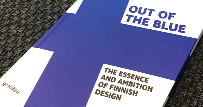 Out of the blue: Finish Design