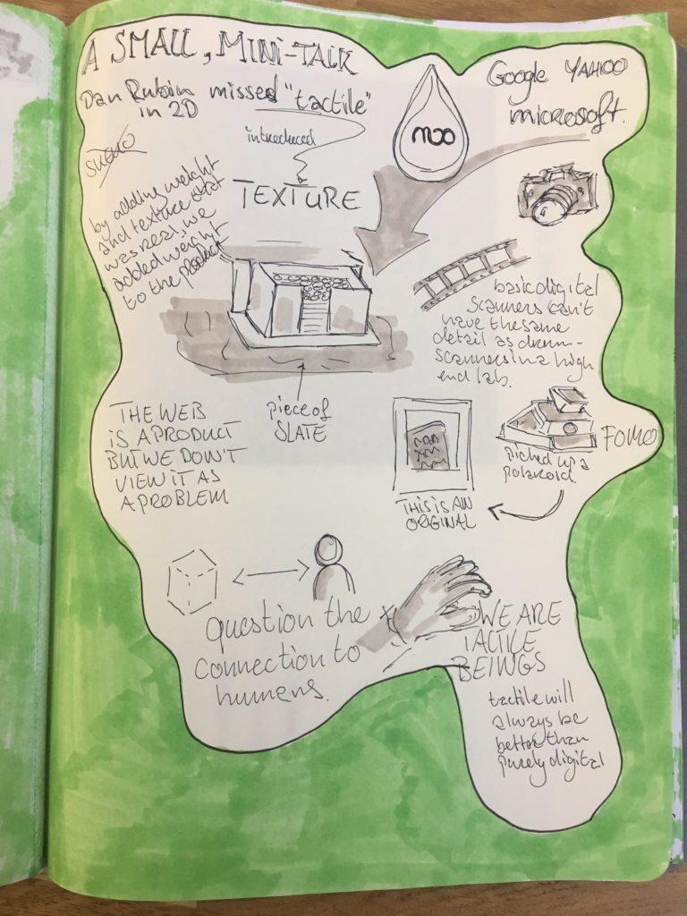 Sketchnotes by Justus